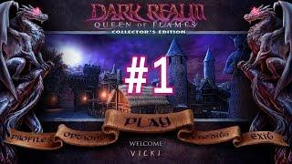 Dark Realm: Queen of Flames Walkthrough | Part 1