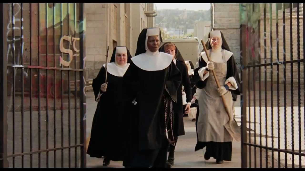 Download Sister Act just a touch of love HD