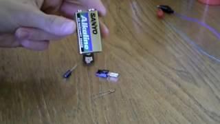 como hacer un jammer slot machine de 9 voltios
