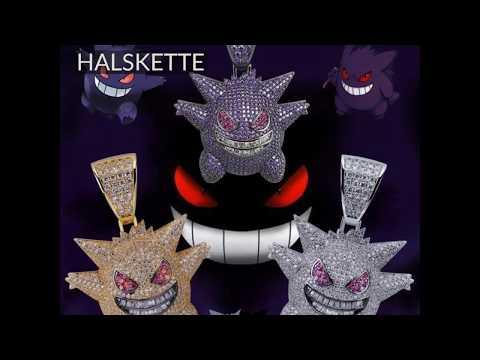 Pokemon Gengar Halskette