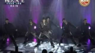 Rain - Bad Guy LIVE [020424 KM Show Music Tank]