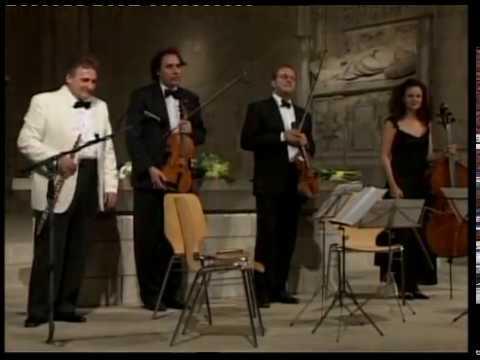 "W.A. Mozart | ""Eine kleine Nachtmusik"" K.525 | Claudi Arimany"