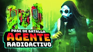 NUEVO PASE de BATALLA Agente Radioactivo en CALL OF DUTY MOBILE Temporada 7