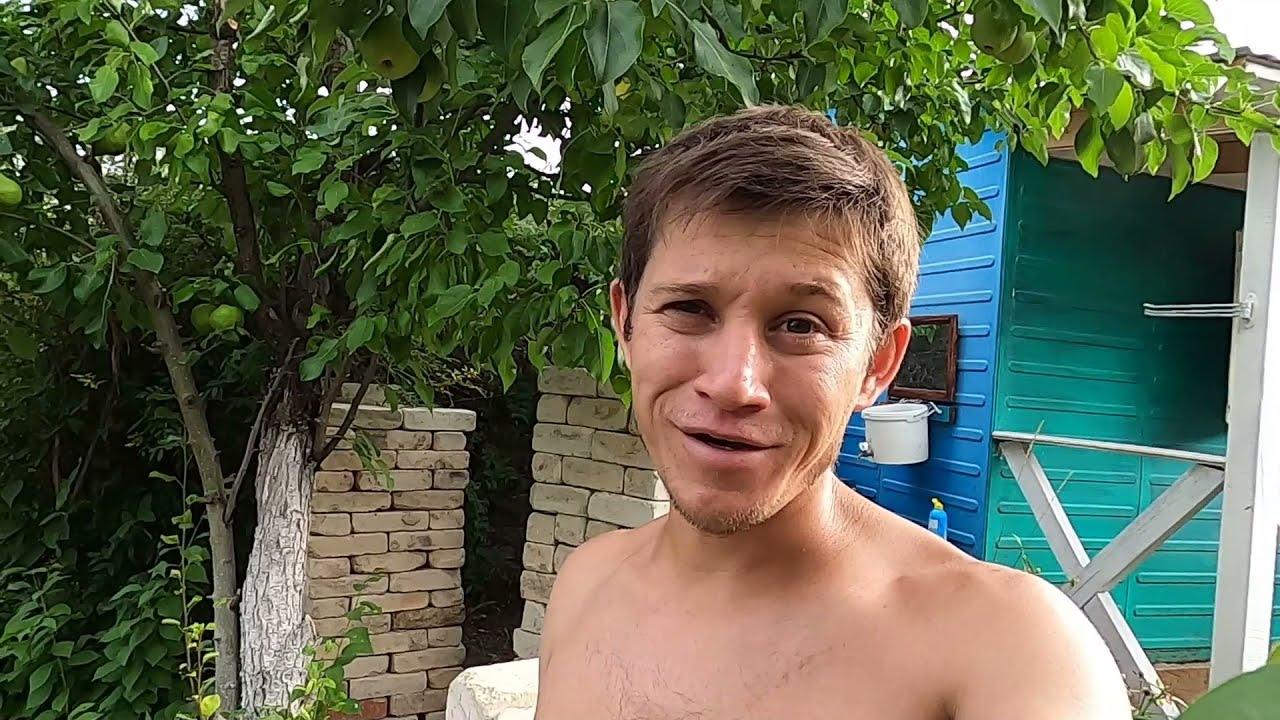 Блогер из Ташкента покоряет Россию,  ПОСМОТРИ ОБЯЗАТЕЛЬНО!!! КАК ОН ЭТО ДЕЛАЕТ??? один в деревне я