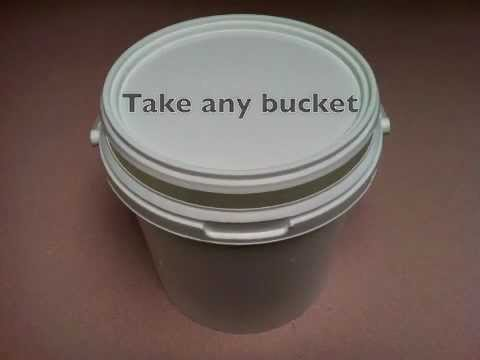Diy Chicken Water Bucket Using Poultry Nipples How To Make One Youtube