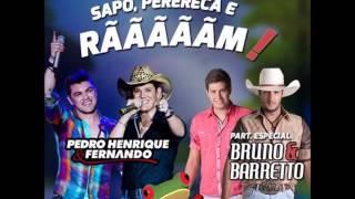 Pedro Henrique e Fernando Part Bruno e Barretto -  Sapo, Perereca e Rã Oficial