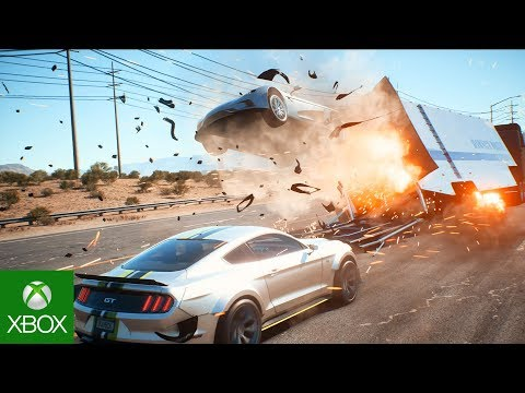 True 4K gaming on Xbox One X - E3 2017 - 4K Trailer