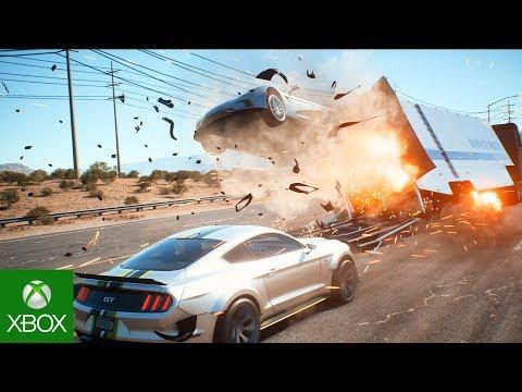True 4K gaming on Xbox One X - E3 2017 - 4K Trailer