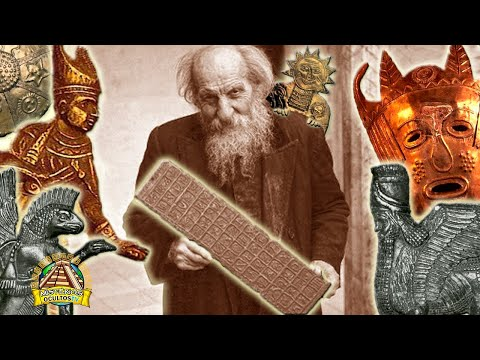 La Historia Prohibida de la Humanidad #2 - Los Artefactos del PADRE CRESPI