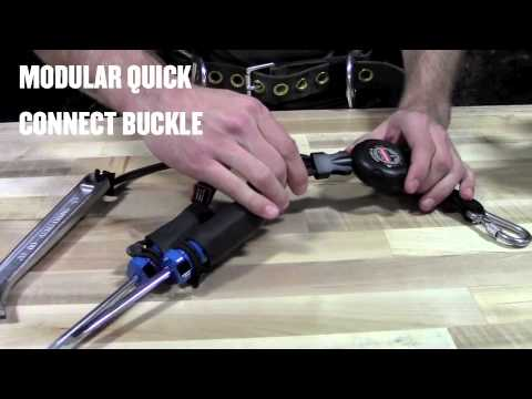 How to Tether Tools with the Squids® Retractable Tool Lanyard
