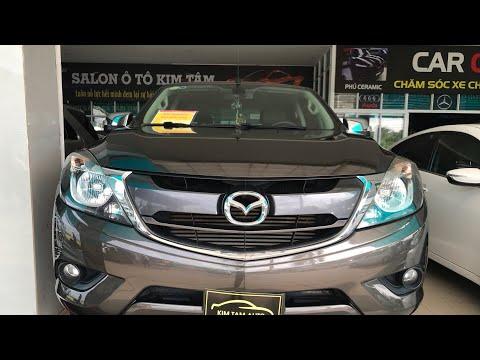 Bán tải Mazda BT50 2.2 đời 2016 mẫu mới, số tự động, 1 chủ mua mới từ đầu