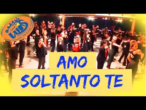 AMO SOLTANTO TE Andrea Bocelli ft. Ed Sheeran COREOGRAFIA    BAILA CON LUIS 2018/2019