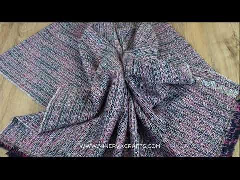 Tweed Coating Fabric