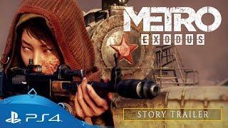 Metro Exodus | Story Trailer | PS4