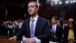 NADIE Se dio Cuenta del Plan de Mark Zuckerberg en el Senado