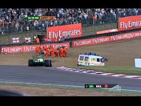 2005 A1 Grand Prix at Brands Hatch Feature Race LIVE MPEG2