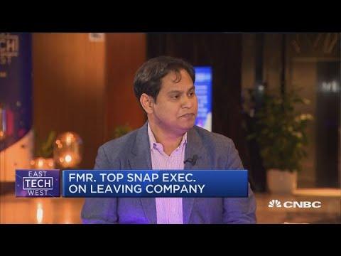 Former Snap exec discusses his new e-commerce venture