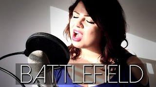 Battlefield - Lea Michele Cover | Love Dani