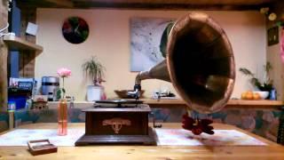 Das Liebesmahl der Apostel Teil 2 / Richard Wagner - Przywarski - 78 Rpm Grammophon