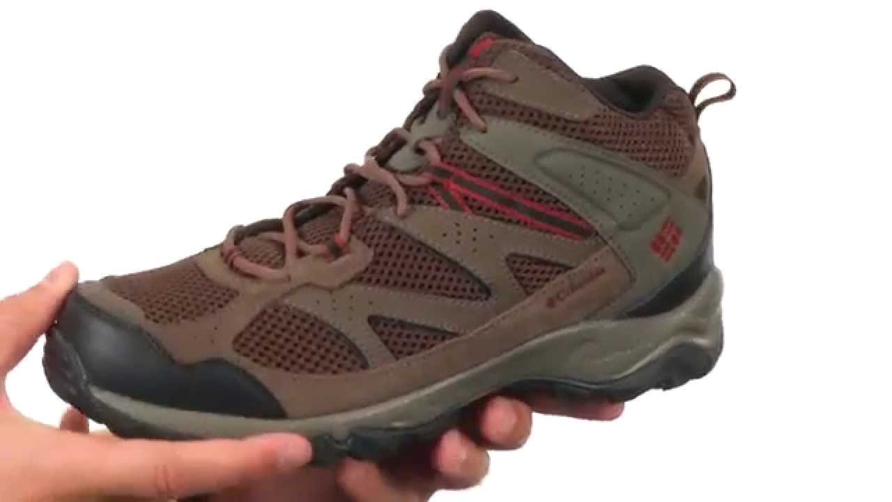 Columbia Plains Ridge Mid ... Men's Hiking Shoes excellent for sale buy cheap fashionable cheap sale with paypal new styles cheap price cheap tumblr ReWpzAO0P