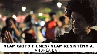 SLAM GRITO FILMES + SLAM RESISTÊNCIA