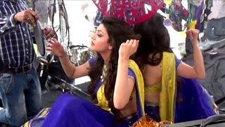 Govindudu Andarivadele Making Video - Ram Chara...