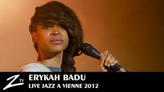 Erykah Badu - Danger - LIVE HD