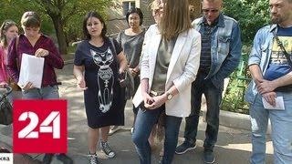 Сосед натравил: москвичка едва не стала инвалидом после нападения собаки - Россия 24