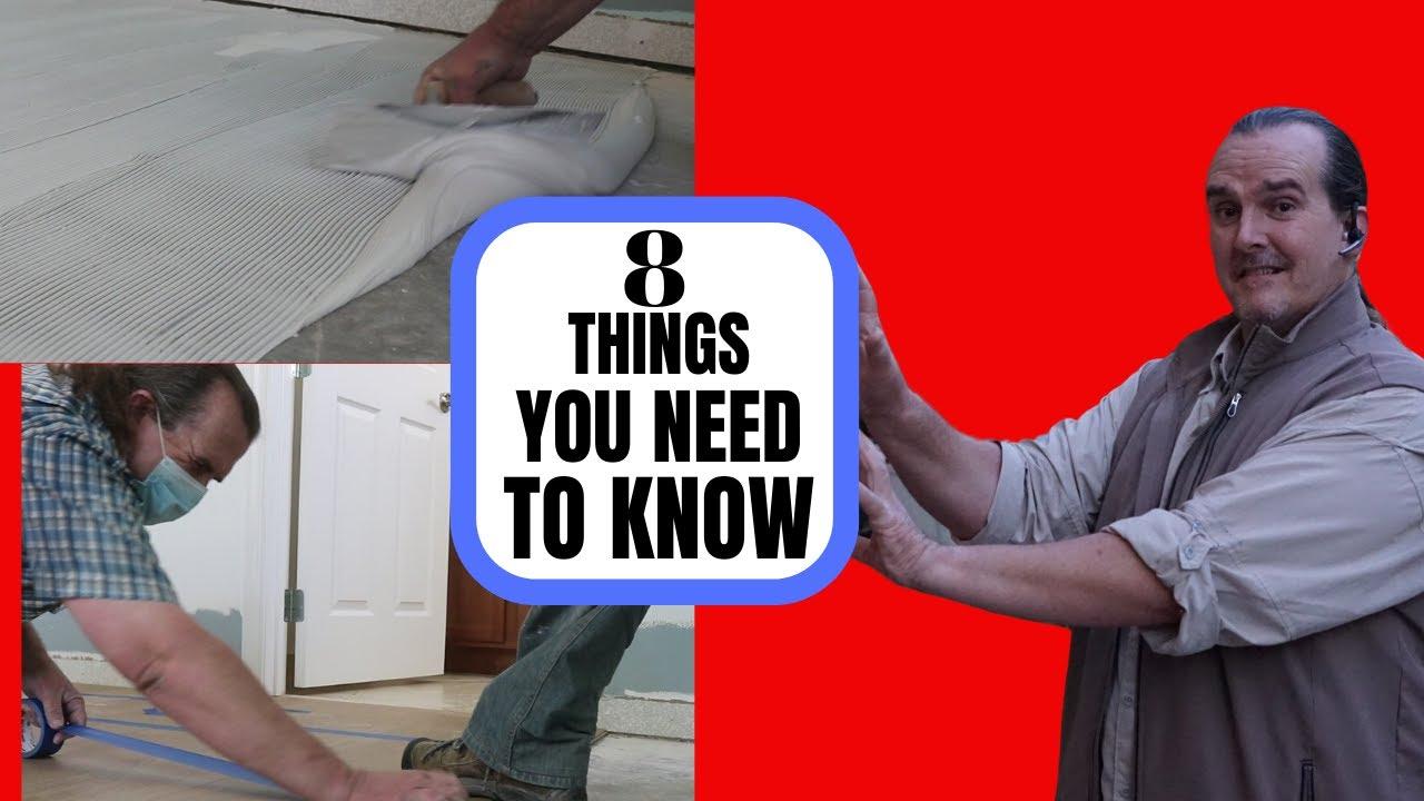 Wood Flooring Installation For Beginners  Tips  U0026 Tricks