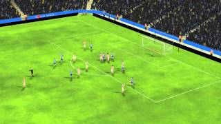 Sheff Wed vs Stoke - Nathan Goal 7 minutes