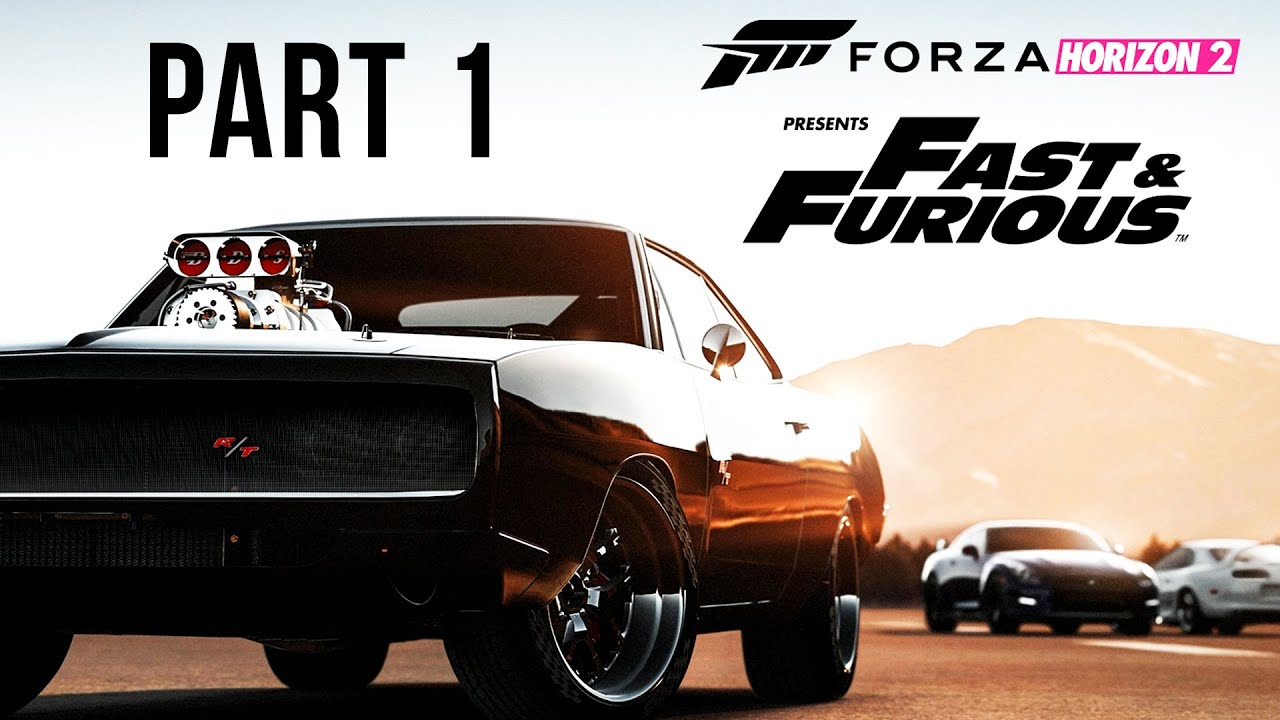 forza horizon 2 presents fast furious gameplay. Black Bedroom Furniture Sets. Home Design Ideas