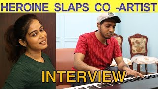 Heroine Slaps Co-Artist | Gangs Of Madras | Tamil Gossips