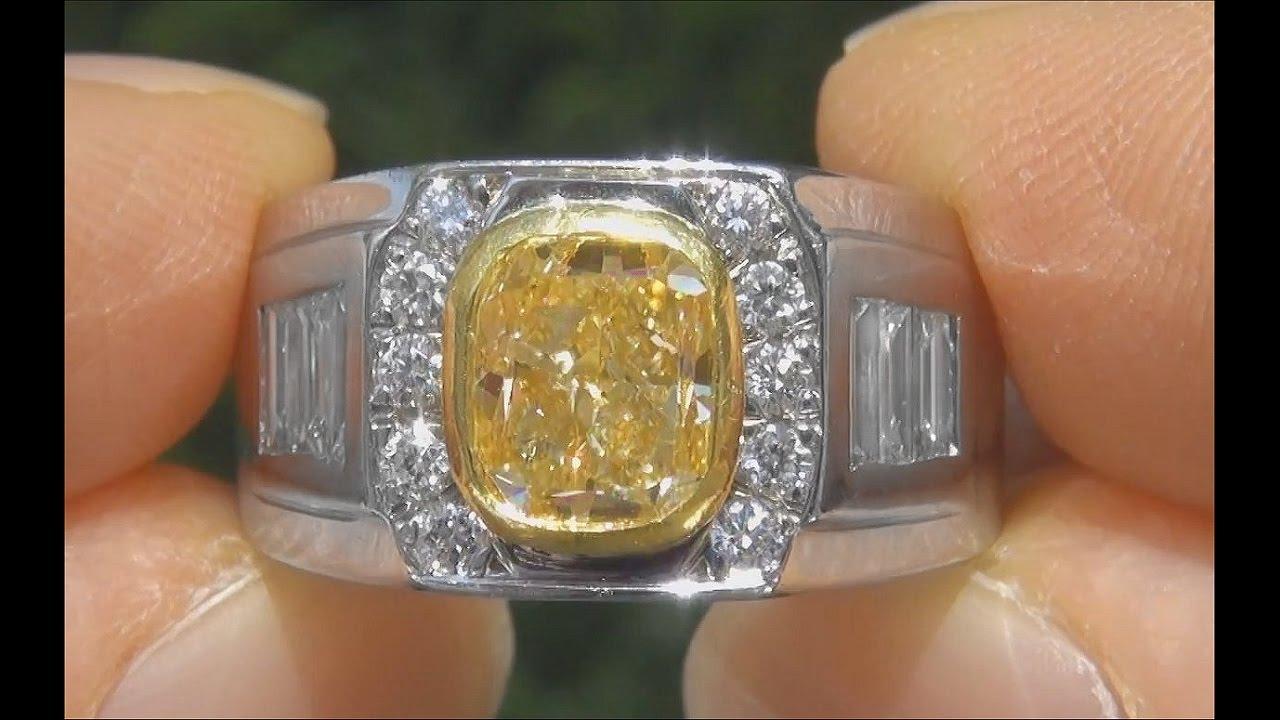 40 Million Dollar Diamond Ring