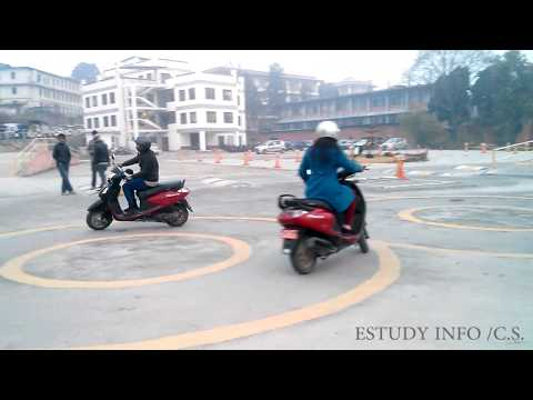Bike-Scooter License Trial Nepal
