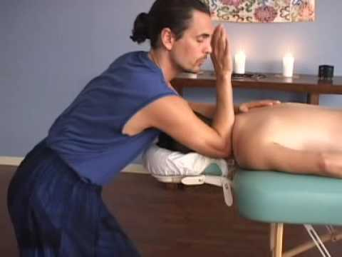 hawaiian lomi lomi massage run on back youtube. Black Bedroom Furniture Sets. Home Design Ideas