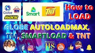 HOW TO LOAD USÏNG GLOBE AUTOLOADMAX AND SMART ELOAD