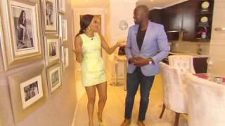 Bonang's home and the Top Women Awards (FULL INSERT)