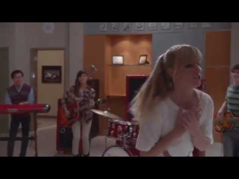 GLEE   'Hand in My Pocket I Feel The Earth Move Full Performance