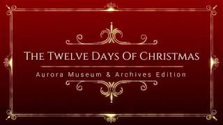 Youtube video::Merry Christmas from Aurora Museum & Archives (2017)