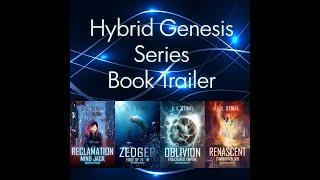 Hybrid Genesis Series Book Trailer