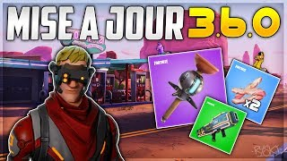 Fortnite Info: Update 3.6.0 on Fortnite Save the World! - (Fortnite PVE Patch Note 3.6.0)