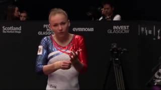 Maria Paseka - World Championships 2015 VT TF