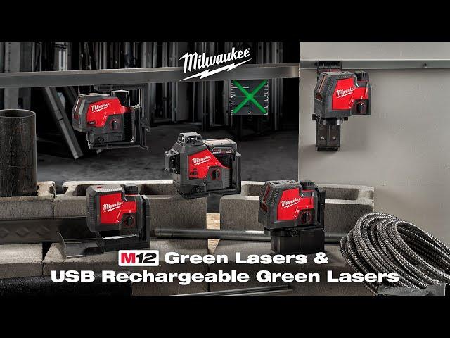 Milwaukee® Lasers Testimonial