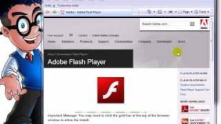 Learn How-To Install the Adobe Flash Player in Internet Explorer