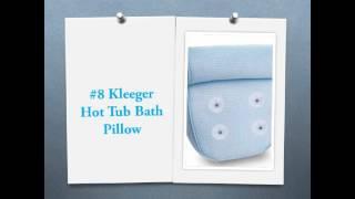 Top 10 Best Non Slip Bath Pillows