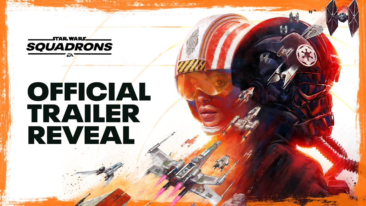 Star Wars: Squadrons – Official Reveal Trailer | PS4
