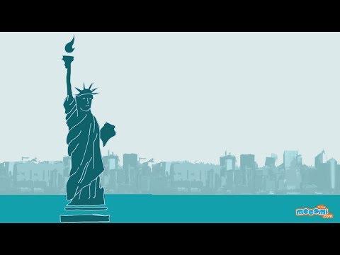 The Statue of Liberty - Fun Fact Series EP34 | Mocomi Kids