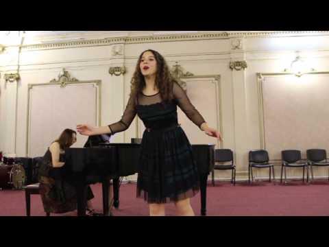 Fatma Gabsi  Voices of Spring Waltz JStrauss