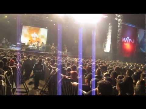 Win Mild Rock Reborn Konser Jamrud