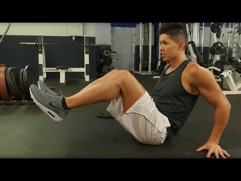 Quick 5 Minute Beginner Ab Workout - I Used This To Get My Abs Back After Major Surgery